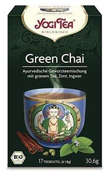 Yogi Tea Green Chai (17 Stk.)