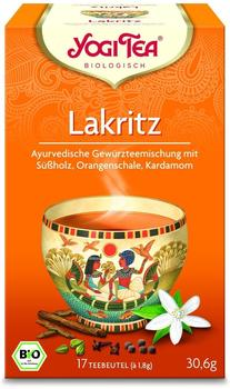 Yogi Tea Lakritz (17 Stk.)