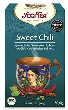 Yogi Tea Sweet Chili (17 Stk.)