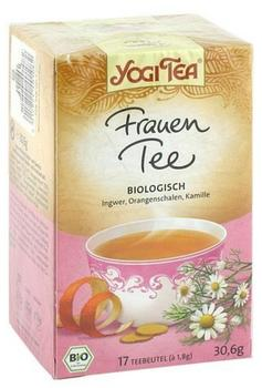 Taoasis Yogi Tea Frauen Tee (17 Stk.)