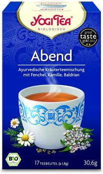 Yogi Tea Abend Tee Rooibos Vanille (17 Stk.)