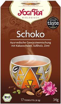 Yogi Tea Schoko (17 Stk.)