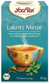 Yogi Tea Lakritz Minze (17 Stk.)