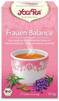 Yogi Tea Frauen Balance (17 Stk.)