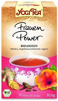 Taoasis Yogi Tea Frauen Power (17 Stk.)