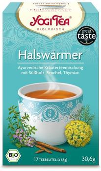 Taoasis Yogi Tea Halswärmer Tee (15 Stk.)