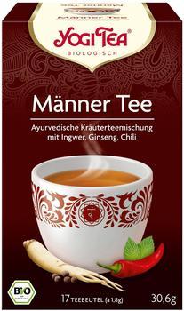 Taoasis Yogi Tea Männer Tee (17 Stk.)