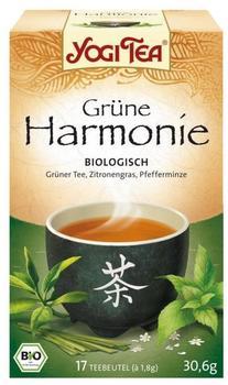 Taoasis Yogi Tea Grüne Harmonie (17 Stk.)