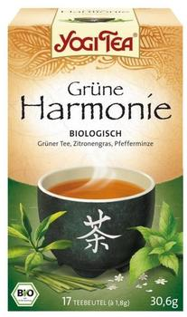 Yogi Tea Grüne Harmonie (17 Stk.)