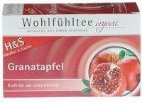 H&S Granatapfel Filterbeutel (20Stk.)