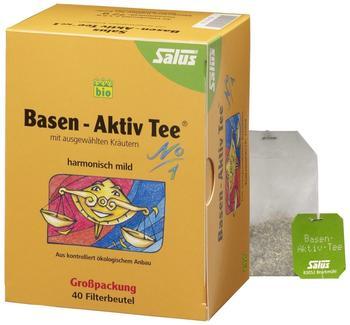 Salus Pharma Basen-Aktiv Tee Nr. 1 (40 Stk.)