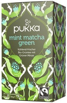 Pukka Matcha green Teemischung, 30 g