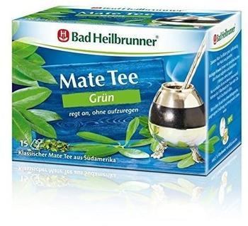 Bad Heilbrunner Mate Tee Grün