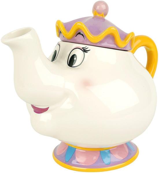 Paladone Die Schöne und das Biest Teekanne