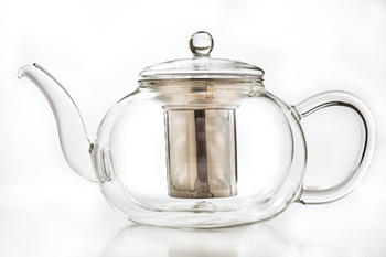Creano Teekanne doppelwandig (1,2 l)
