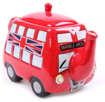 Puckator Novelty Routemaster Red Bus