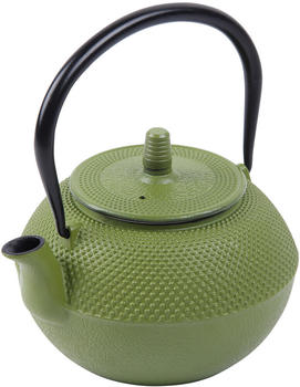 Deuba Asiatische Teekanne 1250 ml grün