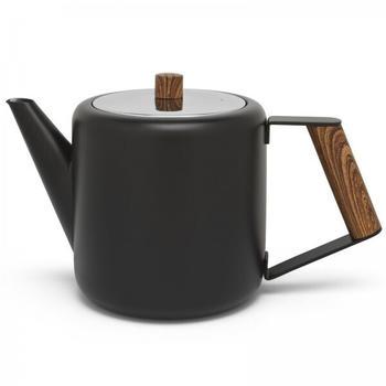 Bredemeijer Teekanne Boston 1,1L schwarz matt