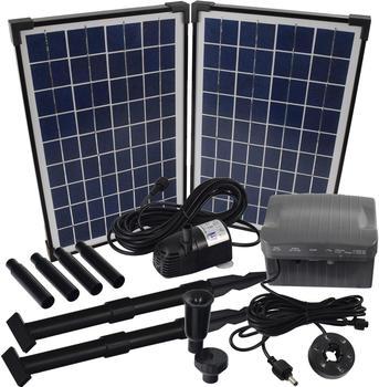 Agora-Tec Solar Teichpumpen-Set 20W (001001006)