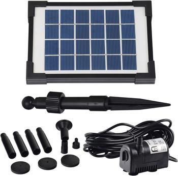 Agora-Tec Solar Teichpumpen - Set 2W (001001001)
