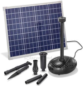 Esotec Solar Professional Teichpumpenset 50/2500 (101917)