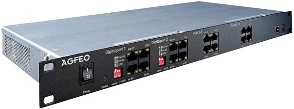 Agfeo ES 628 IT IP-Telefonanlage