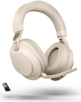 Jabra Evolve2 85 USB-A UC Stereo beige