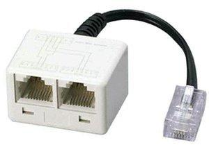 Ria-BTR UAE-Adapter WE 8-WE 8 0,1m