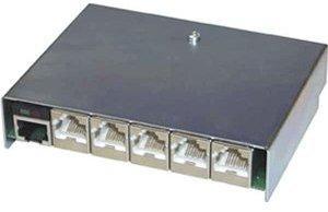 Ria-BTR ISDN TE-Hub 1/5 1HE
