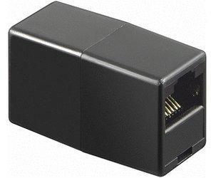 HDK Adapter zur Verlängerung von 2 ISDN-Kabeln