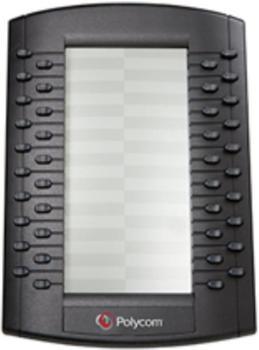 Polycom Funktionstasten-Erweiterungsmodul (2200-46300-025)