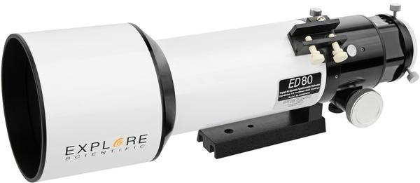 Explore Scientific ED APO 80mm f/6 FCD-100 Alu HEX