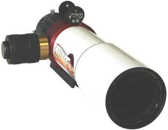 Lunt Solar Systems Sonnenteleskop Lunt ST 80/560 LS80T Ha C PT OTA