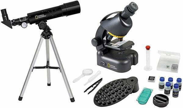 National Geographic Teleskop/Mikroskop Set