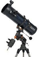 Celestron 822026S Astromaster 130 EQ-MD Set 65x, 33x, 130 mm, Teleskop