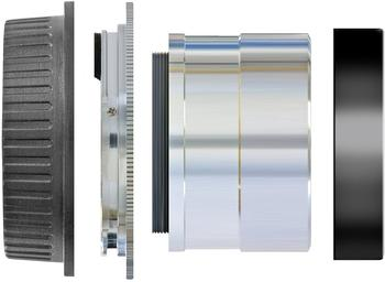 Explore Scientific 0510321 MPCC ED APO T2 für Nikon DSLR Kameras Bildfeldebner
