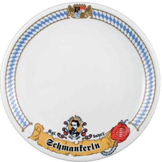 Seltmann Weiden Compact Bayern Speiseteller 27 cm