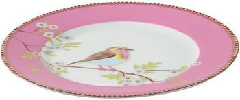 PiP Studio Early Bird Frühstücksteller 21 cm Pink