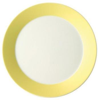Arzberg Tric Frühstücksteller 22 cm gelb