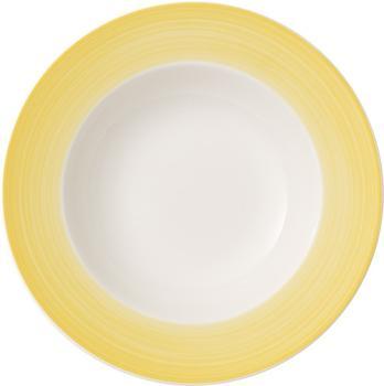 Villeroy & Boch Colourful Life Lemon Pie Suppenteller 25 cm