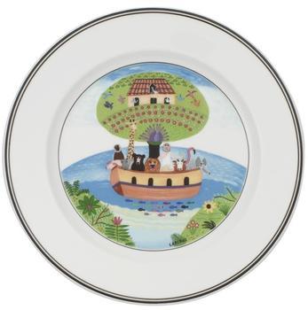 Villeroy & Boch Design Naif Frühstücksteller 21 cm Arche Noah