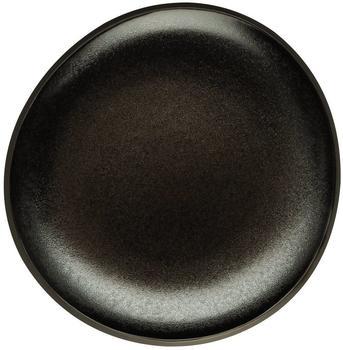 Rosenthal Teller 16 cm flach Junto Dark slategrey