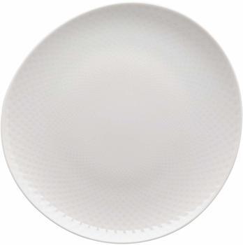 Rosenthal Teller flach 22 cm Junto Weiß