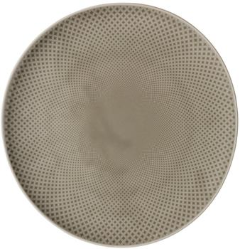 Rosenthal Teller flach 32 cm Junto Pearl Grey