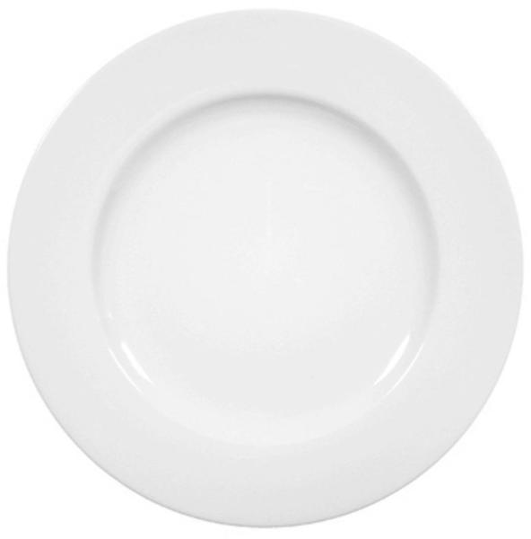 Seltmann Weiden Rondo Teller flach 30 cm weiß