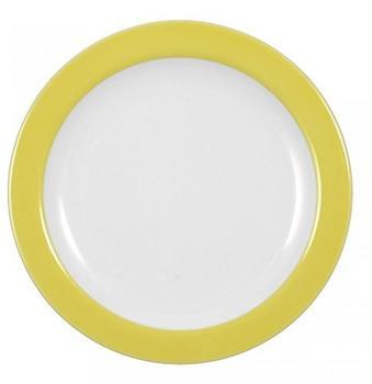 Seltmann Weiden VIP. Frühstücksteller 20 cm Gelb