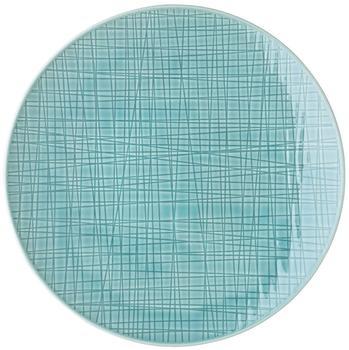Rosenthal Mesh Teller 24 cm Aqua