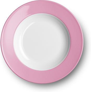 Dibbern Spaghetti-Teller 31 cm Fahne Solid Color Pink
