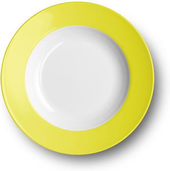 Dibbern Spaghetti-Teller 31 cm Fahne Solid Color Zitrone
