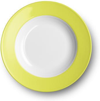 Dibbern Spaghetti-Teller 31 cm Fahne Solid Color Limone